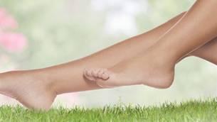 Viele Wege führen zu glatten Beinen