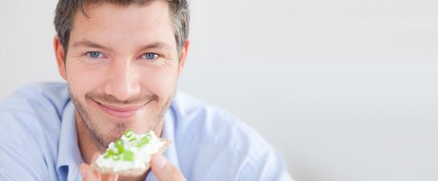 Dauerhaft abnehmen mit gesunder Ernährung und Bewegung