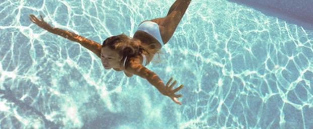 Schwimmen ist der ideale Beauty-Sport