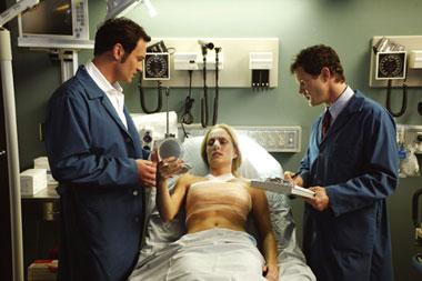 Die Rezensionen über die Brust mit implantami der Mentor